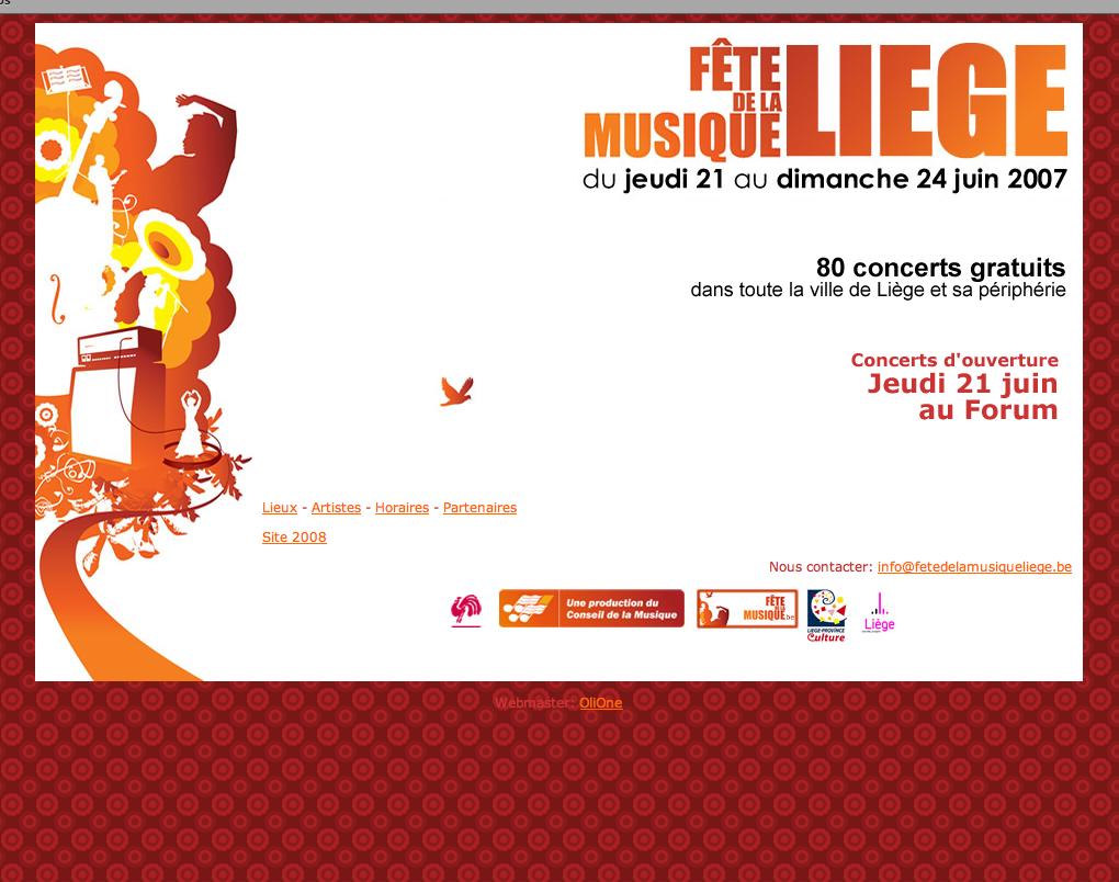 La Fête de la Musique à Liège