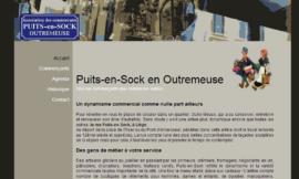 Ancien site de l'Association des commerçants de le rue Puits-en-Sock