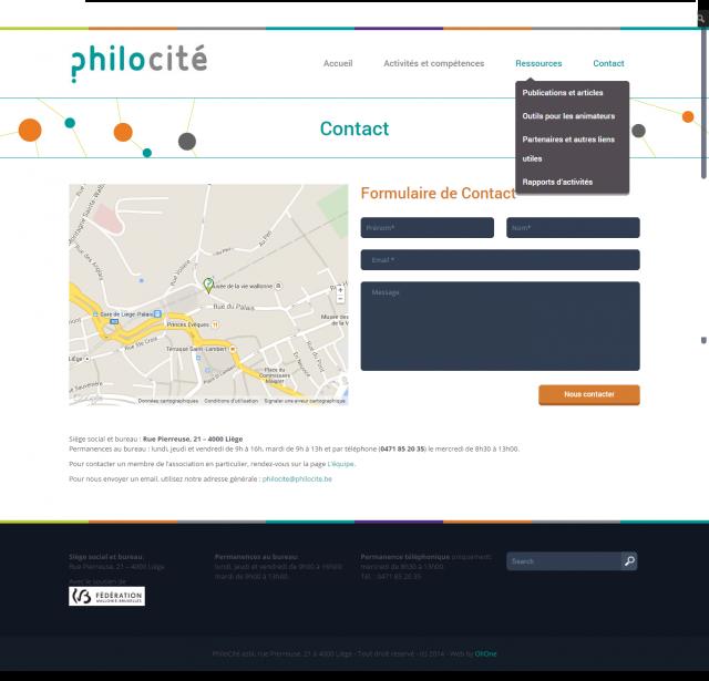 PhiloCité   Contact