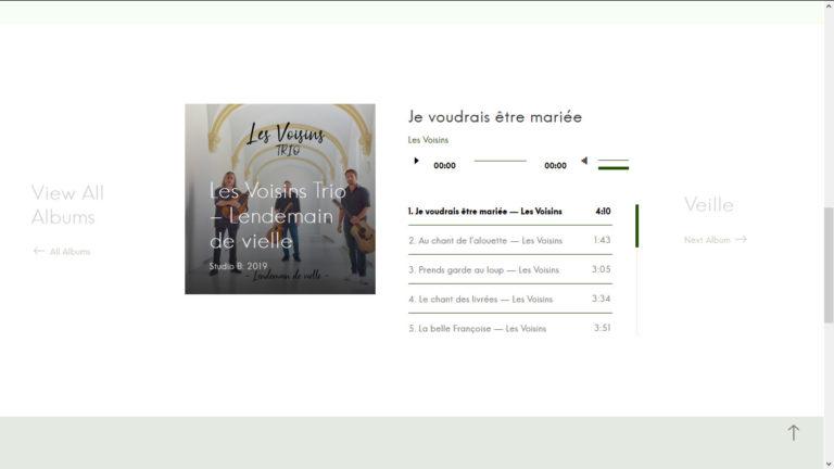 Les Voisins – Groupe Folk