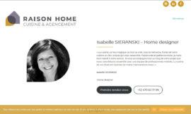 Isabelle SIERANSKI – Home designer